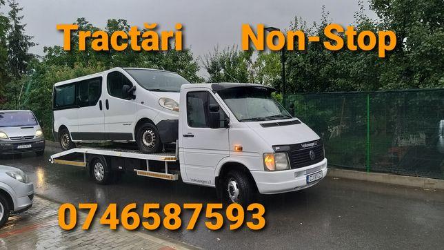 Tractări Auto, Non-Stop Cluj,Floresti,Gilau,A3,Toata țara!