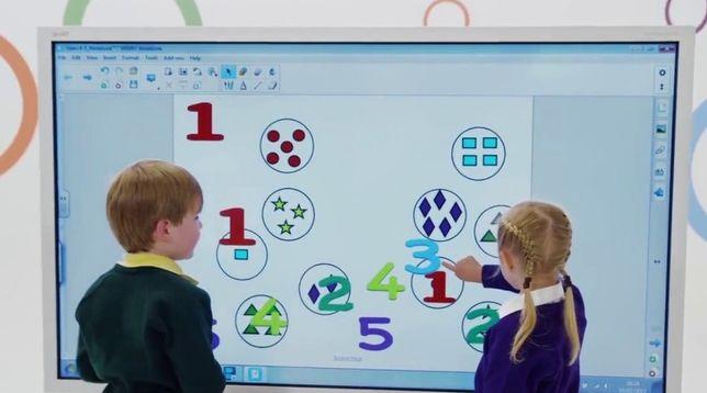 Ремонт интерактивной доски, Интерактивного подиума и дисплея AHA