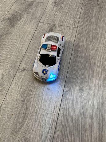 Masinuta politie Transformer