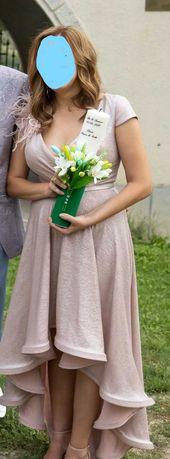 Rochie de gală-nașă