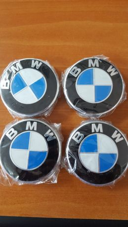 4 capace jante Bmw - 56mm/68mm