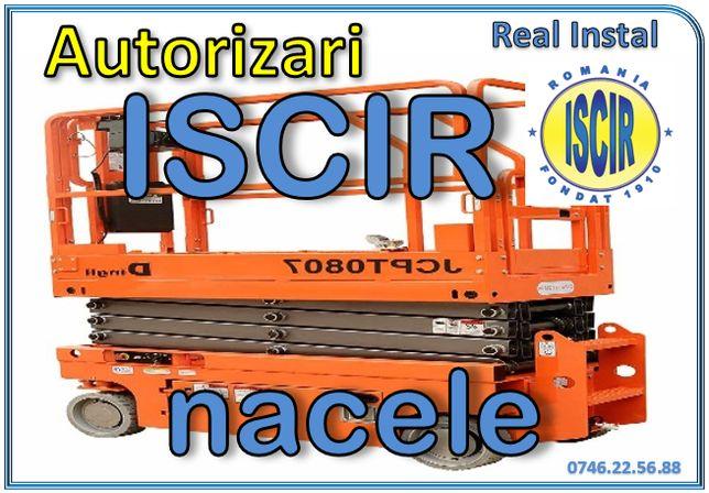 Operator Rsvti -Autorizari ISCIR Nacele, Macarale, stivuitoare, PRBuri