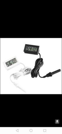 Термометър с влагомер