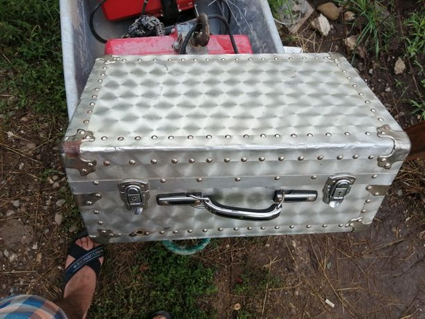 Cutii transport aluminiu