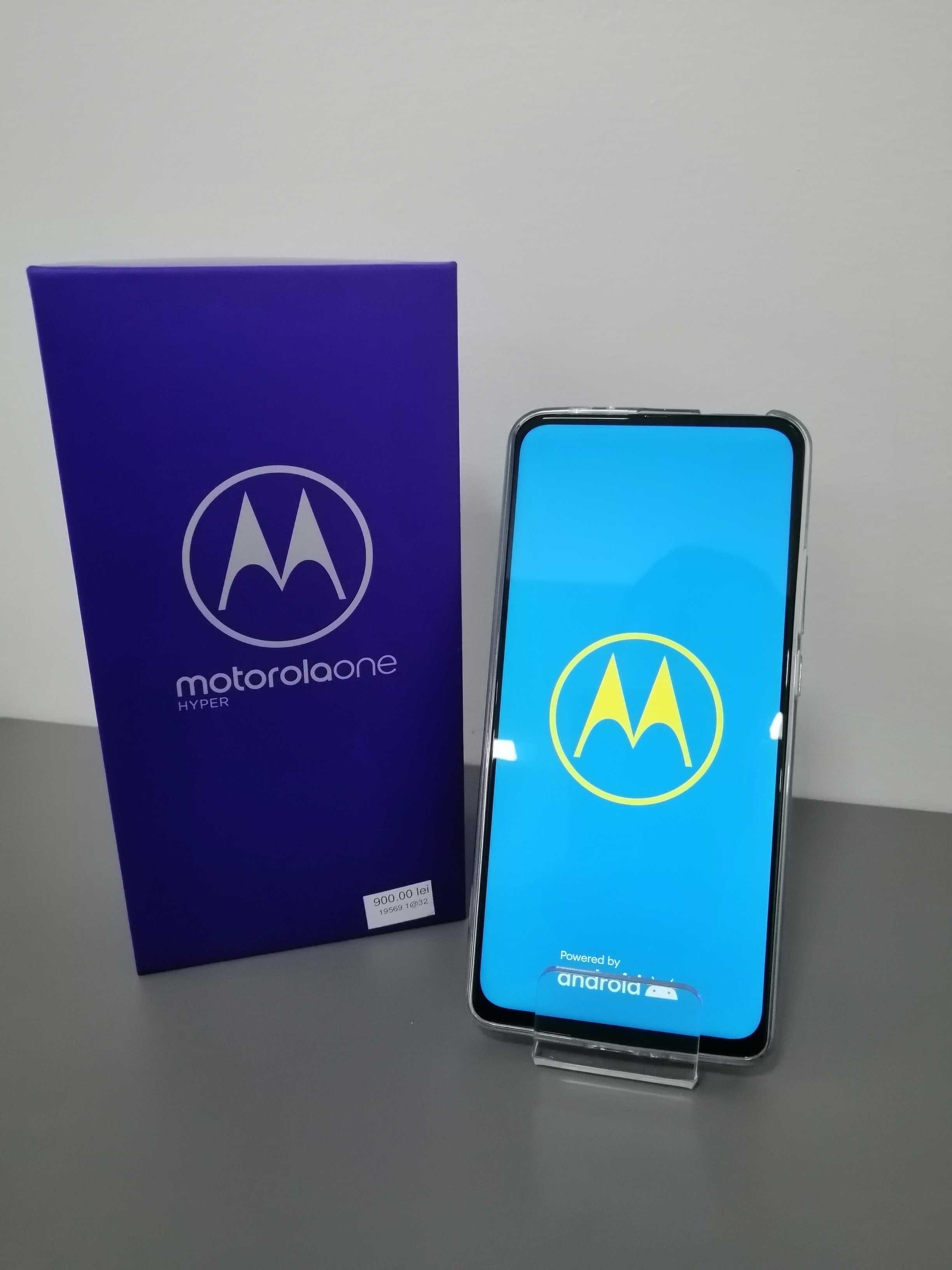 Telefon Motorola One Hyper ( AG46)