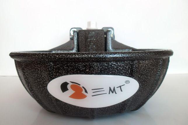 Adapatoare EMT capacitate 2L cu clapeta din fonta