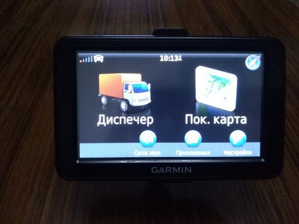 "продава gps навигация гармин nuvi 2455.Размер на екрана: 4.3""/10.9 cm."