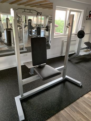 Set presa piept, presa umeri Gym 80