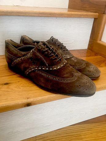 Pantof piele La Martina