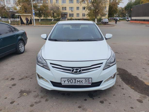 Хендай солярис Hyundai