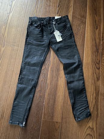Blugi MNML M44 Strtch Denim Black
