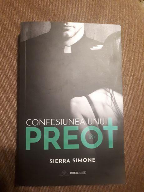 Confesiunea unui preot,Sierra Simone- experienta de dragoste