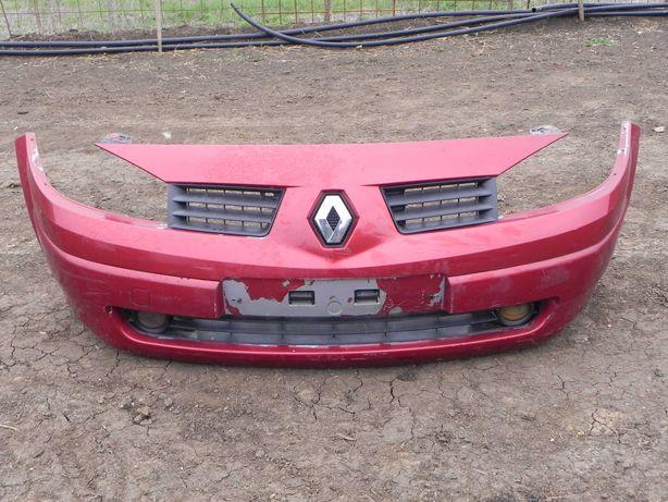 Bara / Spoiler Fata - Renault Megane 2
