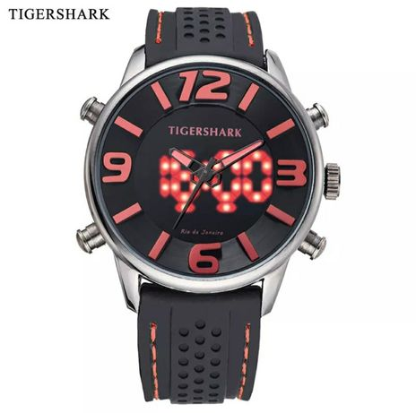 Ceas Tigershark led
