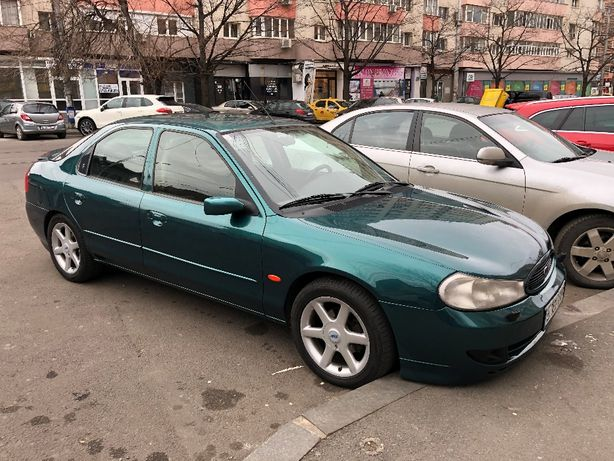 Vand Ford Mondeo Ghia 2.0i pachet sport ST !!