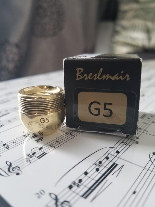 Mustiuc trompeta, cupă G5 Breslmair. Cluj-Napoca - imagine 1