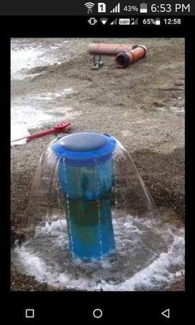 Foraje puțuri apă