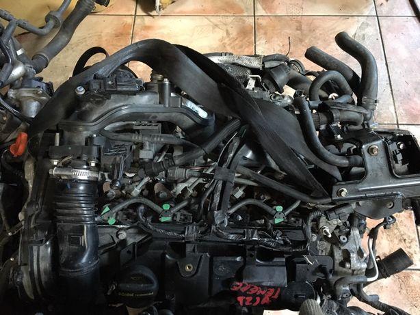 Motor 1.6tdci euro5 Ford cod TZJA pret 600€