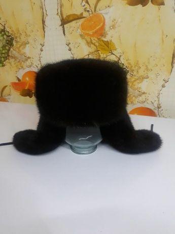 НОРКОВАЯ шапка производства России