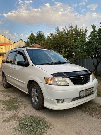 Mazda MPV 2.5 2000г