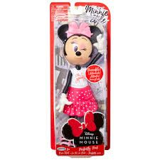 Papusa Disney - Minnie Mouse Perfectly Pink, 24 cm