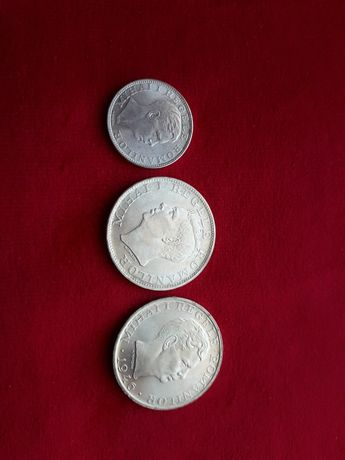 Monede argint Mihai 1