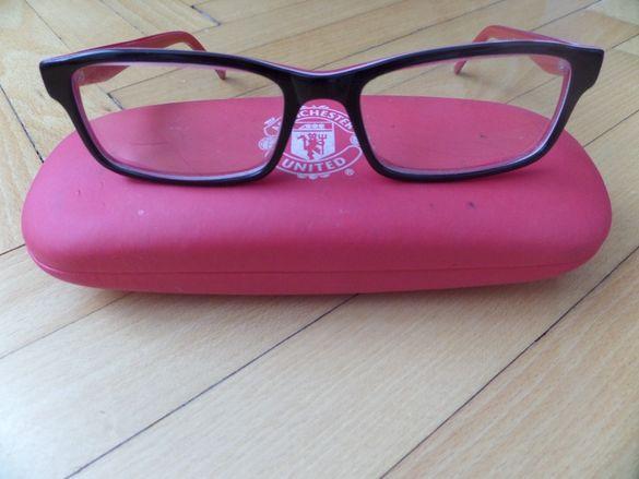 Оригинални -Детски диоптрични очила-МАNCHESTER UNITED