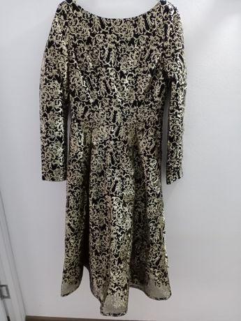 Женские вечернее платье, размер 44 в отличном состояние