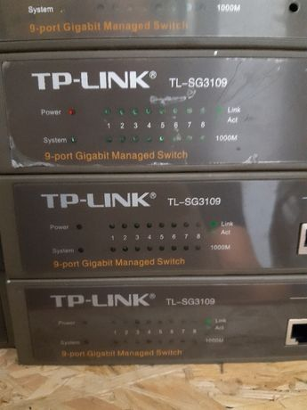 Switch TP-Link TL-SG3109