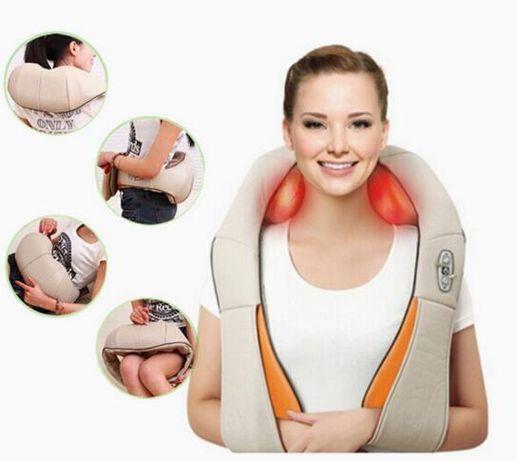Гаранция! Шиацу кожен масажор за здравословни масажи в дома