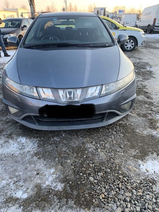 Dezmembrez Honda civic 2006 2,2 diesel Pascani - imagine 1