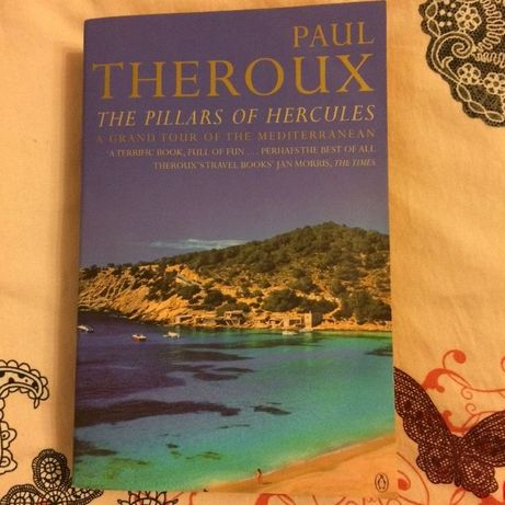 Пол Теру, Колоните на Херкулес