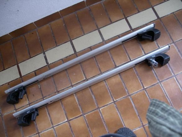 алуминиев багажник за honda, subaru, комбита с ролбар