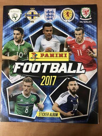 Album Panini Football 2017