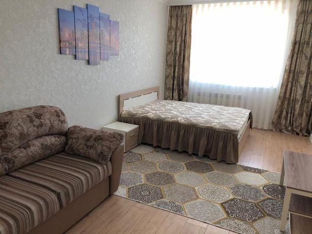 1комнатная квартира посуточно и по часам-1500тг на Левом берегу