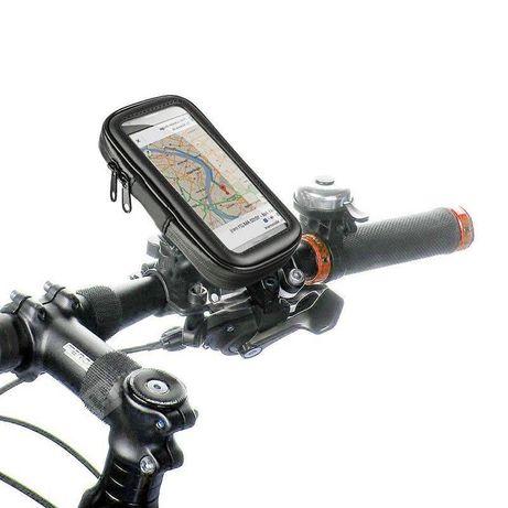 Husa suport de telefon pentru bicicleta, scuter, trotineta
