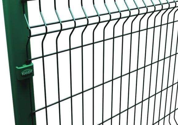 Оградни пана с PVC покритие