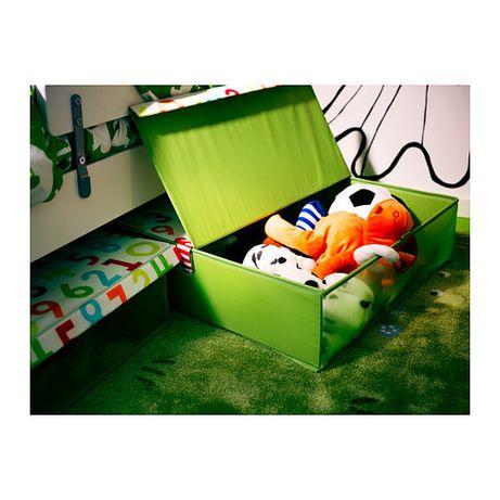 Ящик под кровать / хранение игрушек от икеа