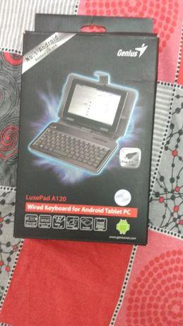 Husa cu tastatura genius luxepad a120