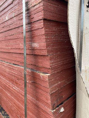Фанера толщиной 18мм,Китай
