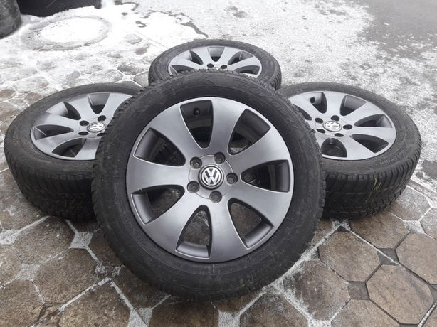 Jante Skoda Superb 7.0x16 et 45 5x112 Originale