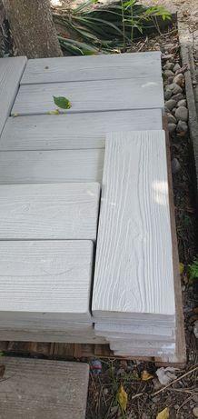 Dale de beton tip scandura 60x15x6 (pavaj)