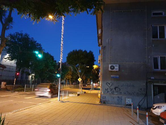 Място за транспарант билборд