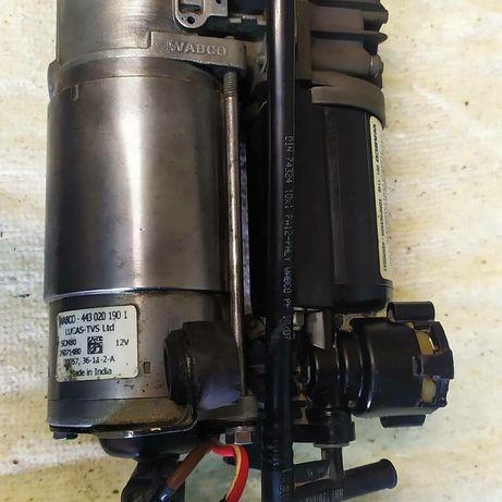 Продам компрессор пневмоподвески на mercedes w220 и на audi d3
