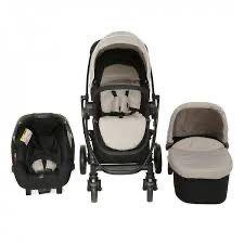 Бебешка количка 3 в 1 Graco Evo + зимно чувалче за количка Cangaroo