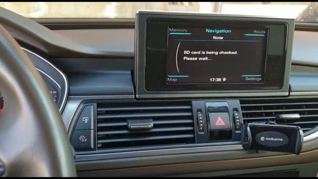 Audi MMI 2G 3G Basic High Harti Navigatie BNAV HNAV HN+ RMC A4 A6 RNSE