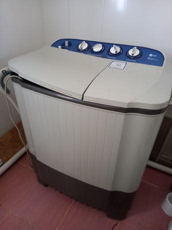 Продам стиральную машину полуавтомат LG
