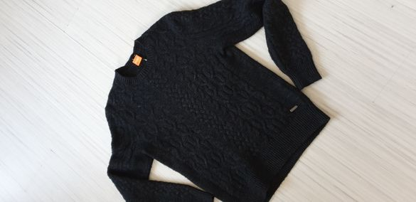Hugo Boss Orange Kaasly Cotton Wool Mens Size S ОРИГИНАЛ!