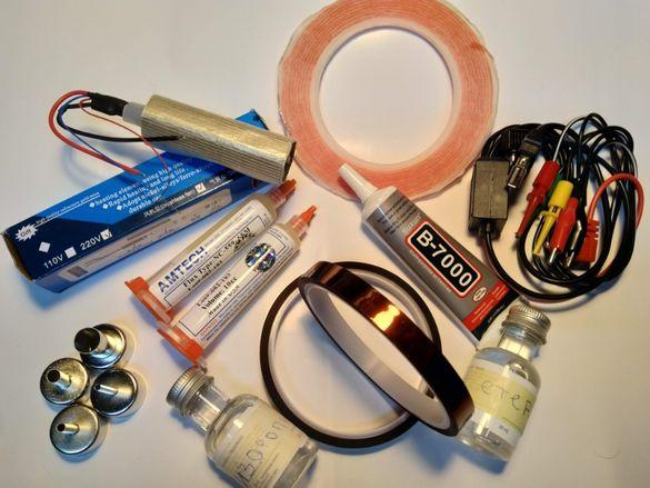 Инструменти и лепила за ремонт на GSM, таблети , телефони, лаптопи и д