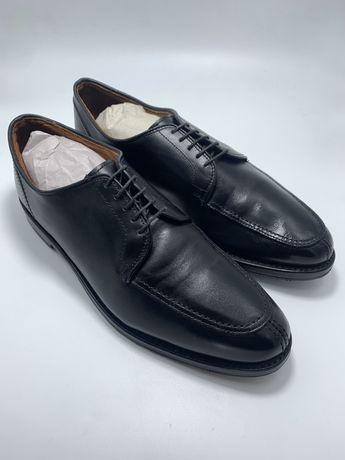 Pantofi barbati Allen edmonds LaSalle marimea 42 D 26 cm derby ca noi